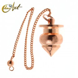 Gyroscope spherical pendulum - Copper