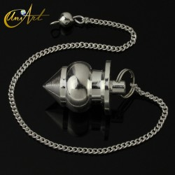 Gyroscope spherical pendulum - Silver