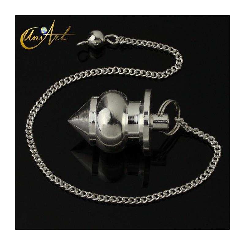 Gyroscope spherical pendulum - Silver