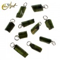 Green tourmaline pendant