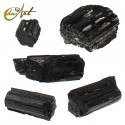 Lot of 1 kilo of black tourmaline