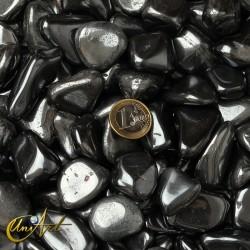 Hematites - bolsa de cantos rodados 200 gramos