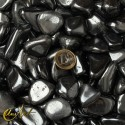 Hematites tumbled stones in packet of 200 grs