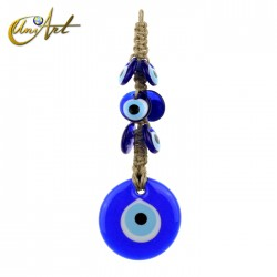 Big Turkish Evil Eye for wall