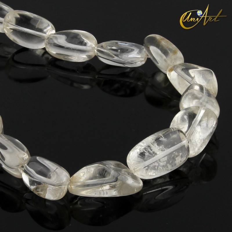 Cuarzo cristal – cantos rodados