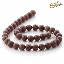 Cuentas de Aventurina marrón - 10 mm