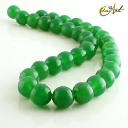 Ágata Verde - bolas 12 mm