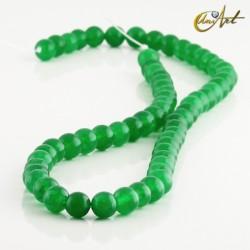 Jade verde - bolas 6 mm