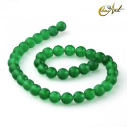 Jade verde - bolas 10 mm