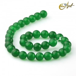 Jade verde - bolas 12 mm