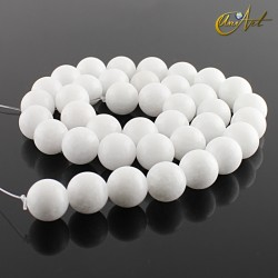 Jade Blanco - bolas 10 mm