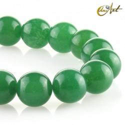 Green jade balls