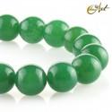 Jade verde – bolas 18 mm
