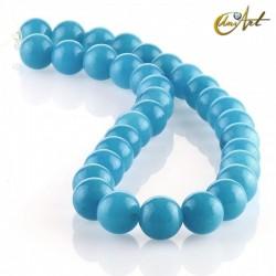 Jade azul – bolas 12 mm