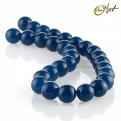 Jade azul – bolas 14 mm