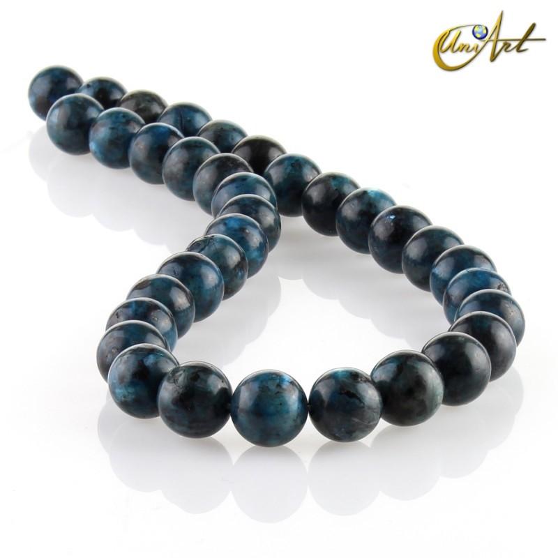 Labradorita azul – bolas 12 mm