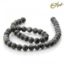 Natural labradorite 8 mm beads