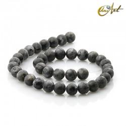 Natural labradorite 10 mm beads