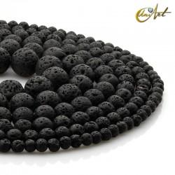 Volcanic Stone Beads