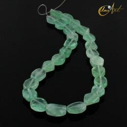Fluorita verde – talla nugget