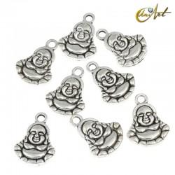 happy Buddha Charm (10 pcs)