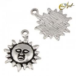 Sun, bead in bag of 10 units