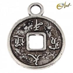 Abalorio Moneda china (27 uds)