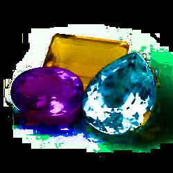 Piedras para engarzar