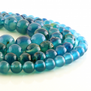 Sale of agate for necklaces and bracelets
