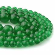 Jade stone to make bijouterie bracelets and necklaces