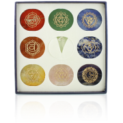 Chakras: Sale of objects for the 7 chakras of the body