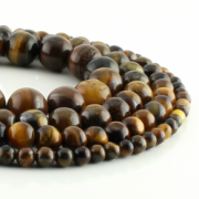 Mineral tiger eye for bijouterie