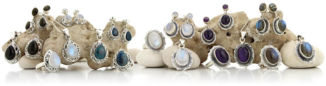 Nuevas colecciones de joyas en plata